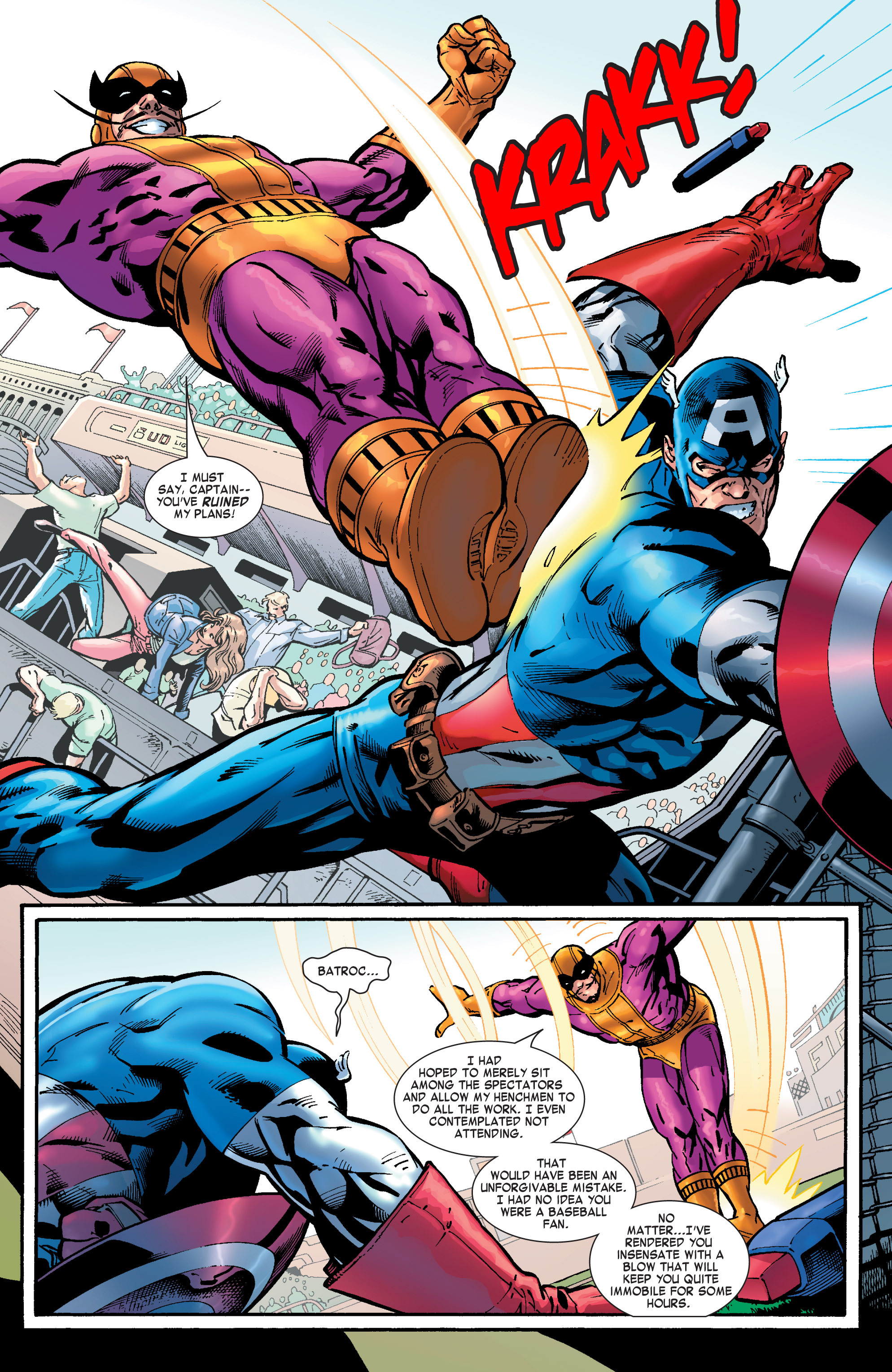 Captain America (2002) Issue #30 #31 - English 6