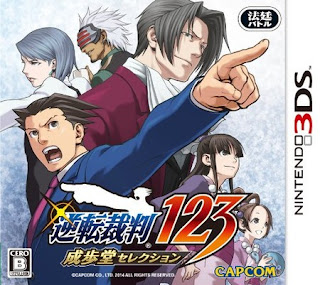 Phoenix Wright: Ace Attorney Trilogy EUR 3DS GAME [.3DS]