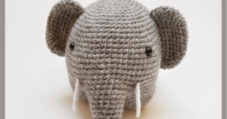 Elefante   AMIGURUMIES