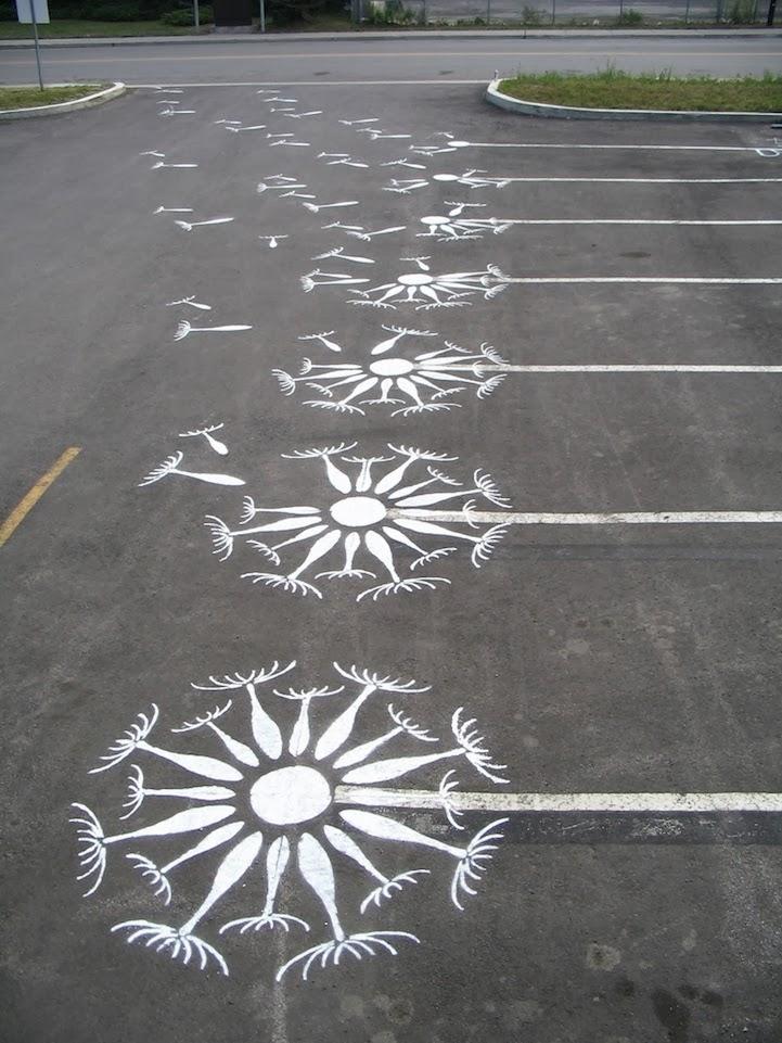 Street Art - Pintando sobre el Asfalto 27