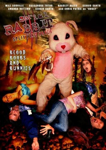 Serial Rabbit 3: Splitting Hares poster