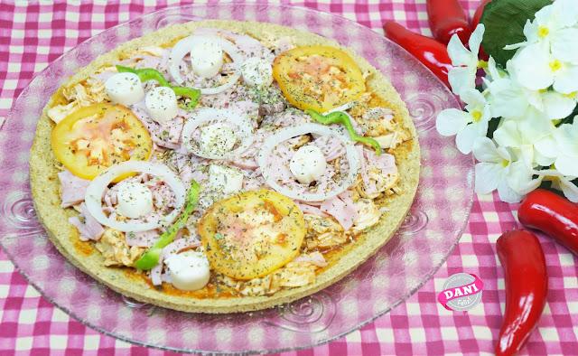 Pizza Dieta Dukan