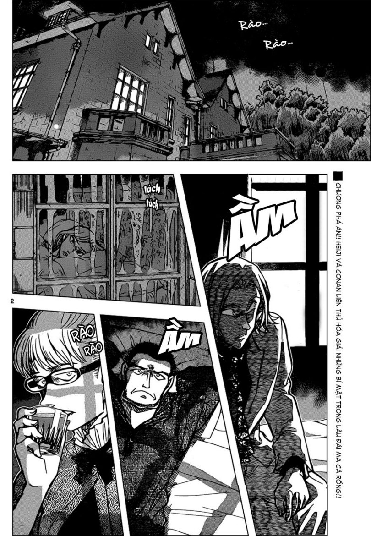 Detective Conan - Thám Tử Lừng Danh Conan chap 840 page 2 - IZTruyenTranh.com