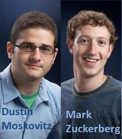 Desertores de Facebook que se hacen millonarios con sus propias startup