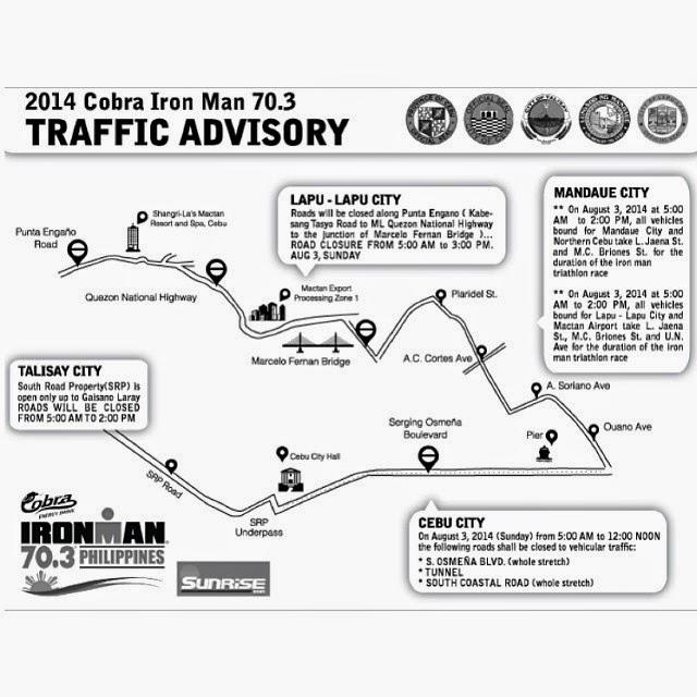 Cobra+Ironman+70.3+Philippines-2014-Traffic