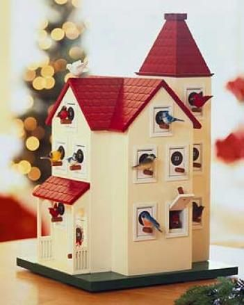 Holiday Craft Ideas on 12 Advent Calendar Ideas For Craft This Christmas