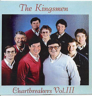 The Kingsmen Quartet-Chartbreakers-Vol 3-