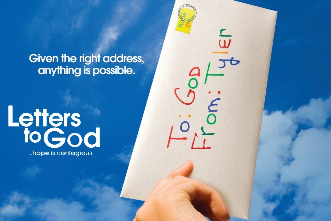 letters to god tyler. Letters to God is based on the