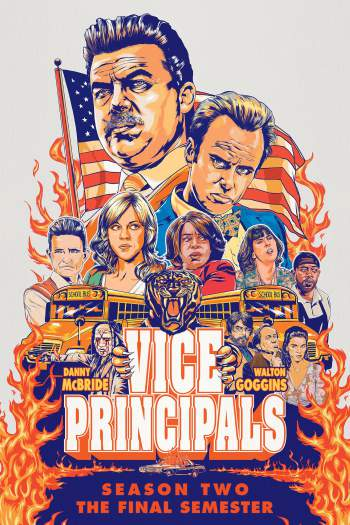 Vice Principals 2ª Temporada Torrent – WEB-DL 720p Dual Áudio