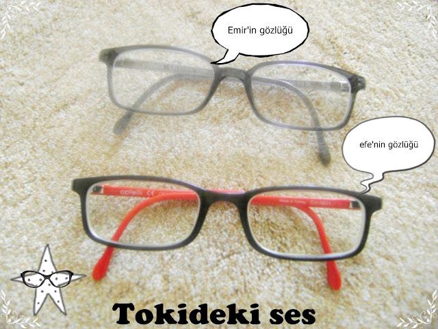 çocuğa gözlük nasıl taktırılır
