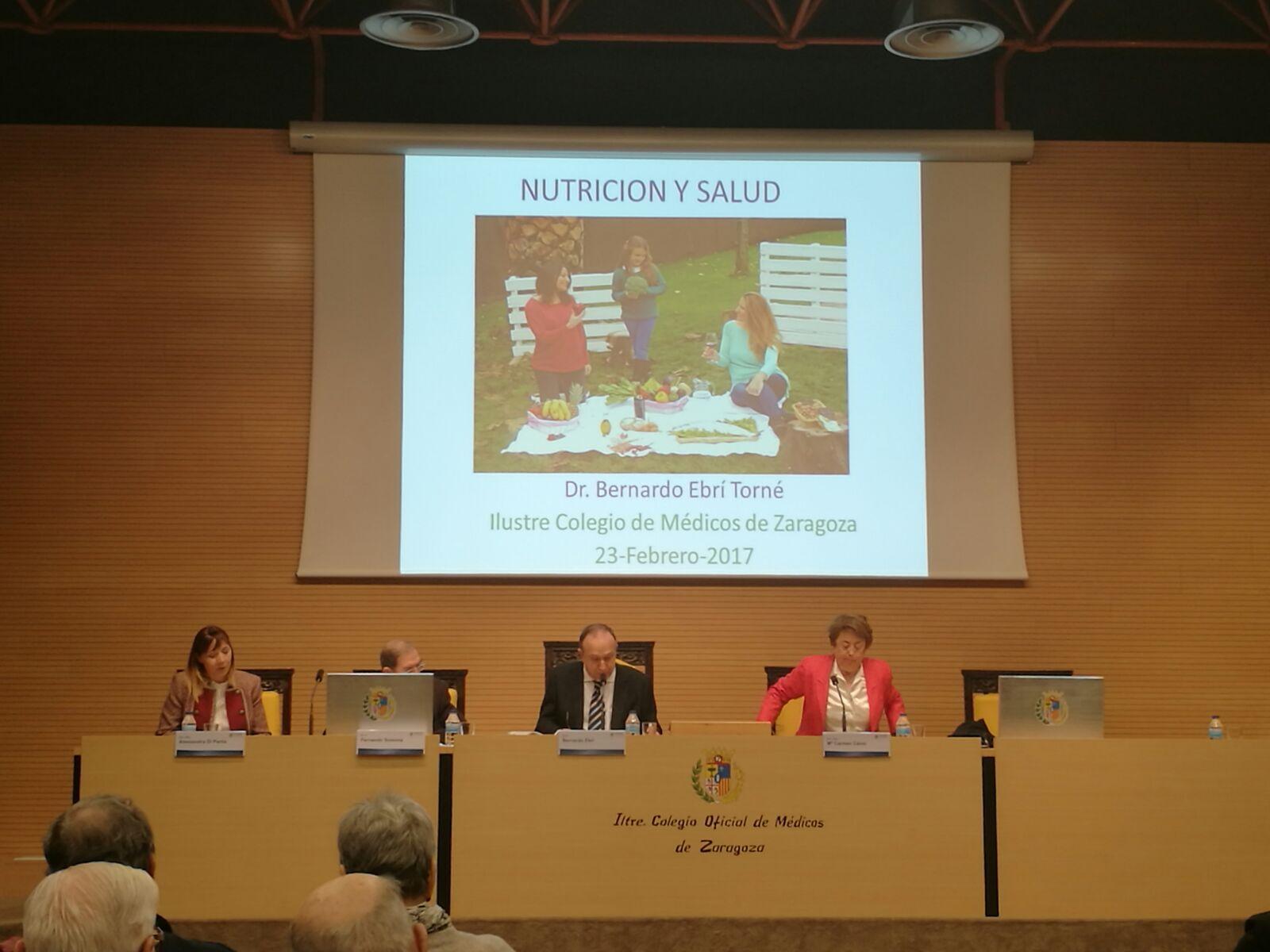 Presentacion de Nutrición y Salud