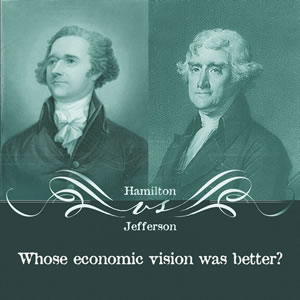 writing a thesis statement about jefferson vs hamilton Welcome about me mission statement course expectations honors v ap ap european history summer assignment 2014 course syllabus for parents assignments.
