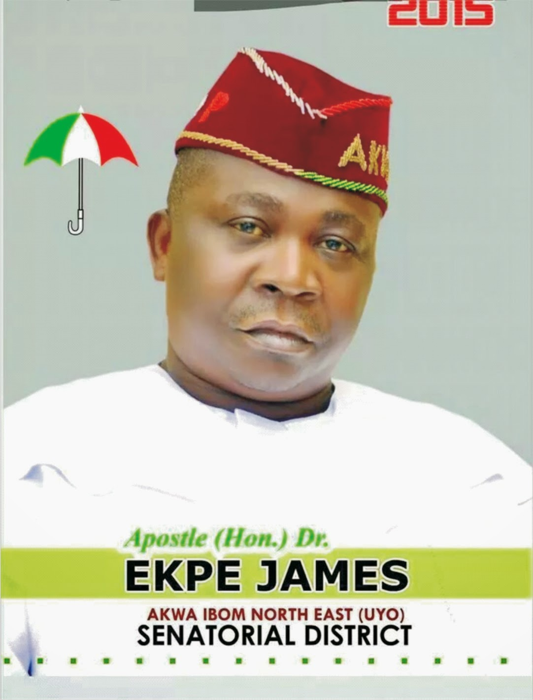 Why I want to be Senator —Ekpe James