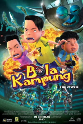 Bola Kampung The Movie 2013 Full Movie Tonton Online