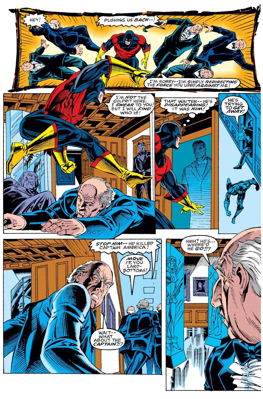 Captain America (1968) Issue #442 #396 - English 20