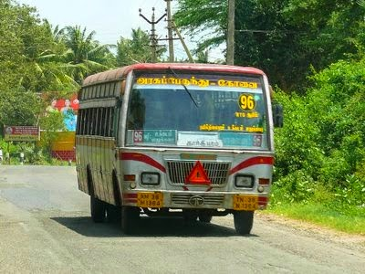 TIrupati -Tirumala bus