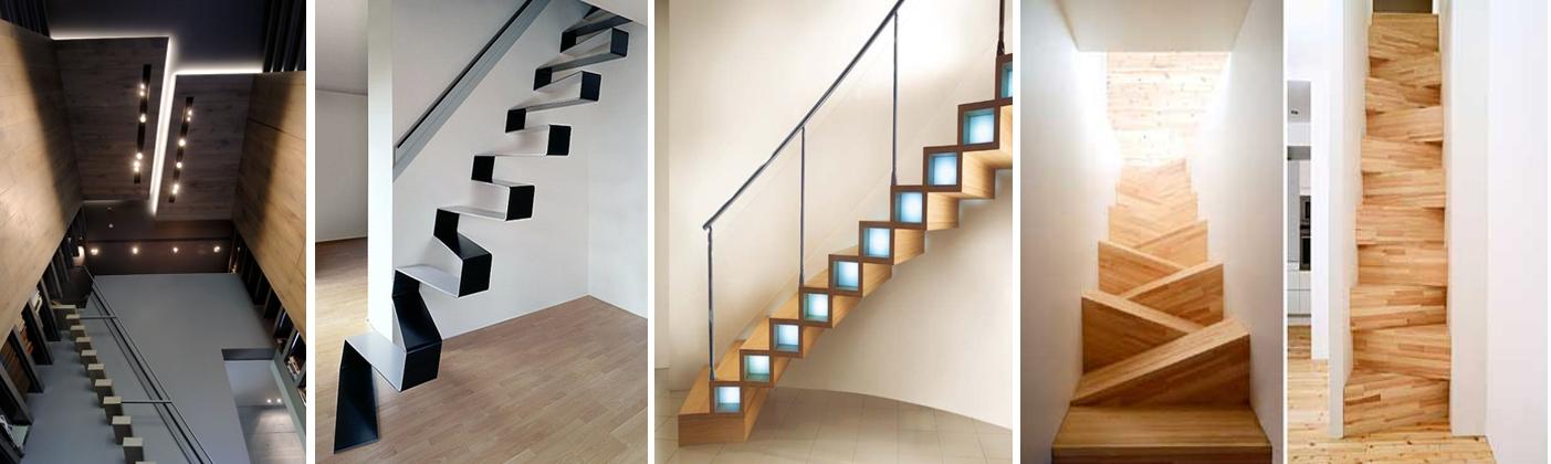 Mimic Estudio: Escaleras Curiosas. Diseño y fantasía.