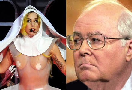 Lady Gaga vs. Bill Donohue