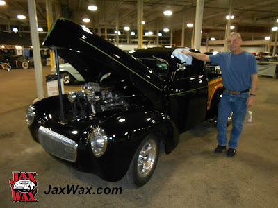 Jax Wax 1941 Willys Pickup
