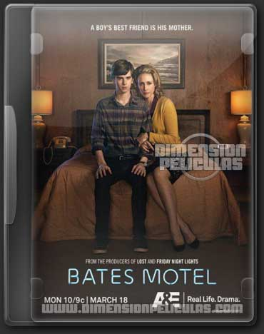 Bates Motel Temporada 1 (HDTV Ingles Subtitulada) (2013)