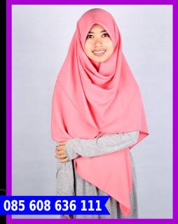 Jilbab segi empat 150cm