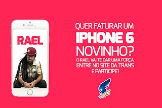 """Promoção """"iPhone 6 novinho só na Transcontinental"""""""