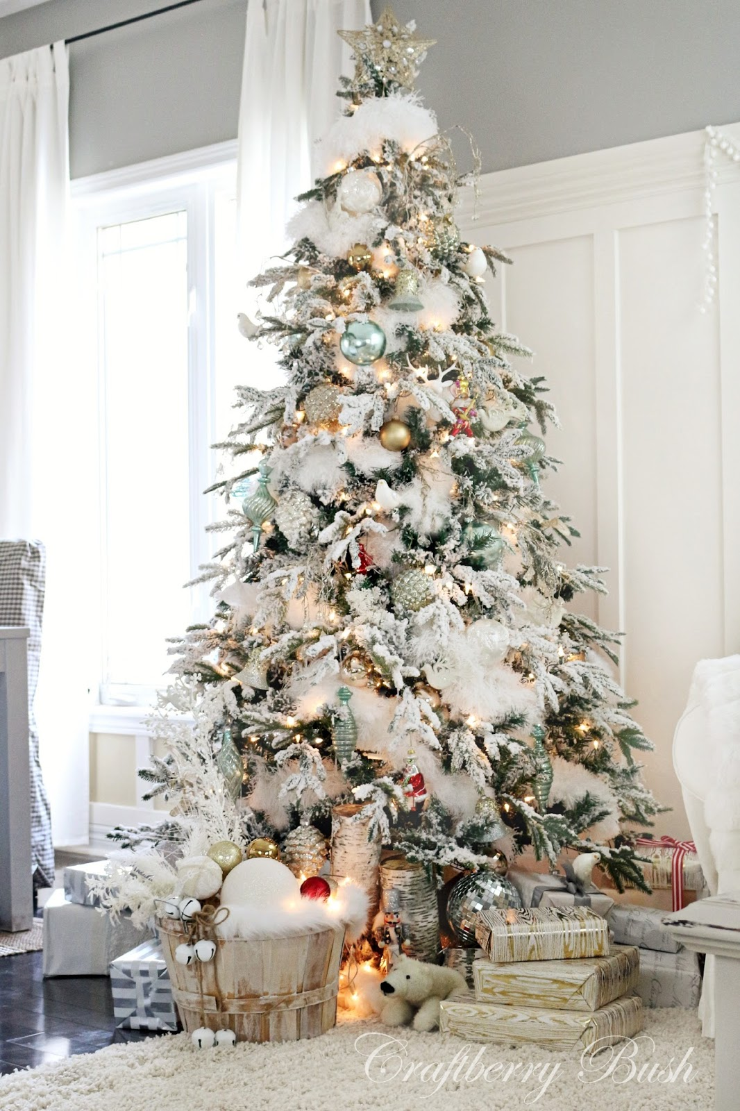 Donna's Blog: christmas tree decorations | Craftberry Bush