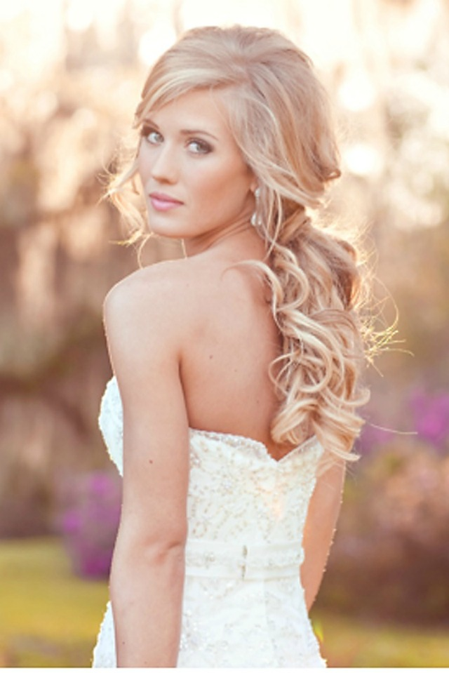 Roman Inspired Hairstyles Inspired wives: romantic half