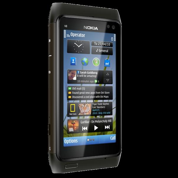 Nokia lanzará 40 nuevos celulares en el 2011   Celulares, Smartphones ...