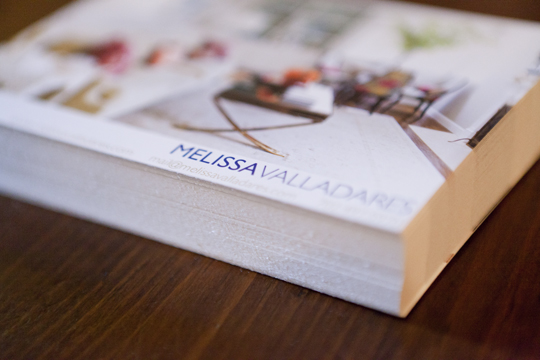 stack of promotional postcards by Melissa Valladares, printed at GotPrint
