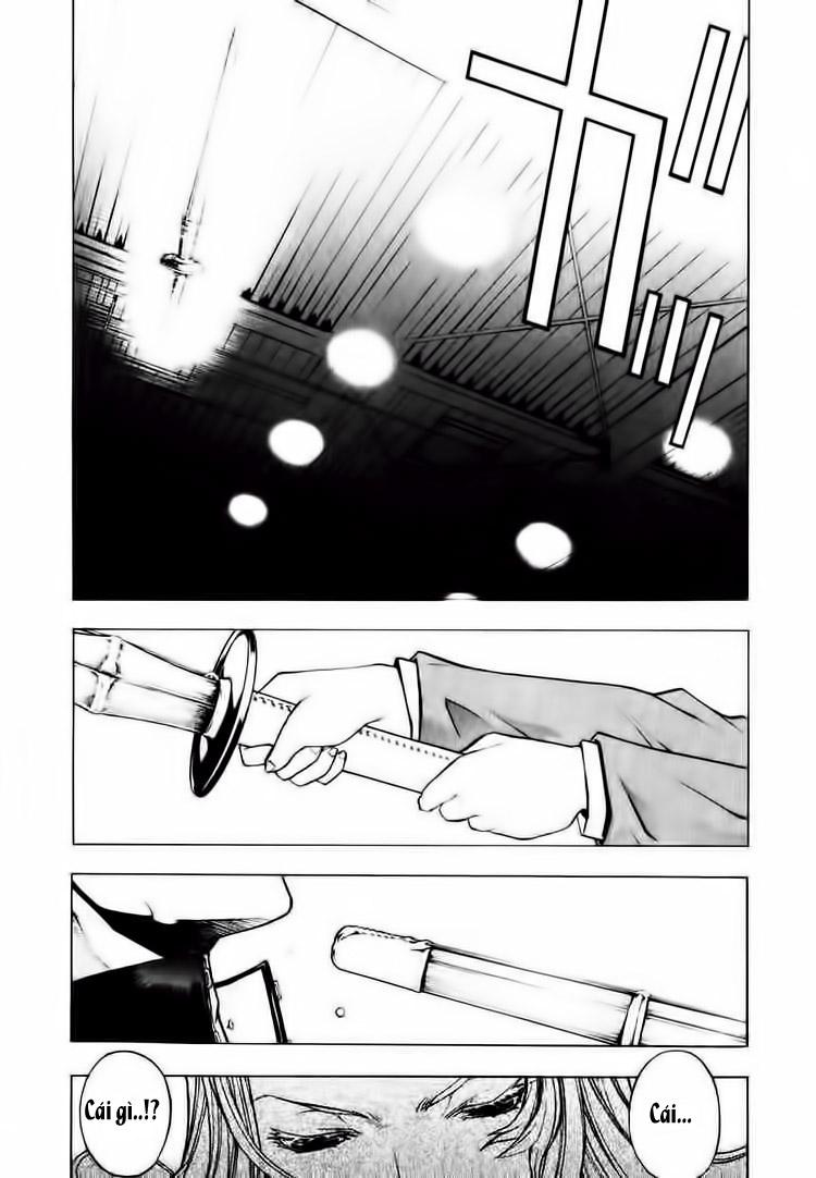 XBlade chap 12 - Trang 26