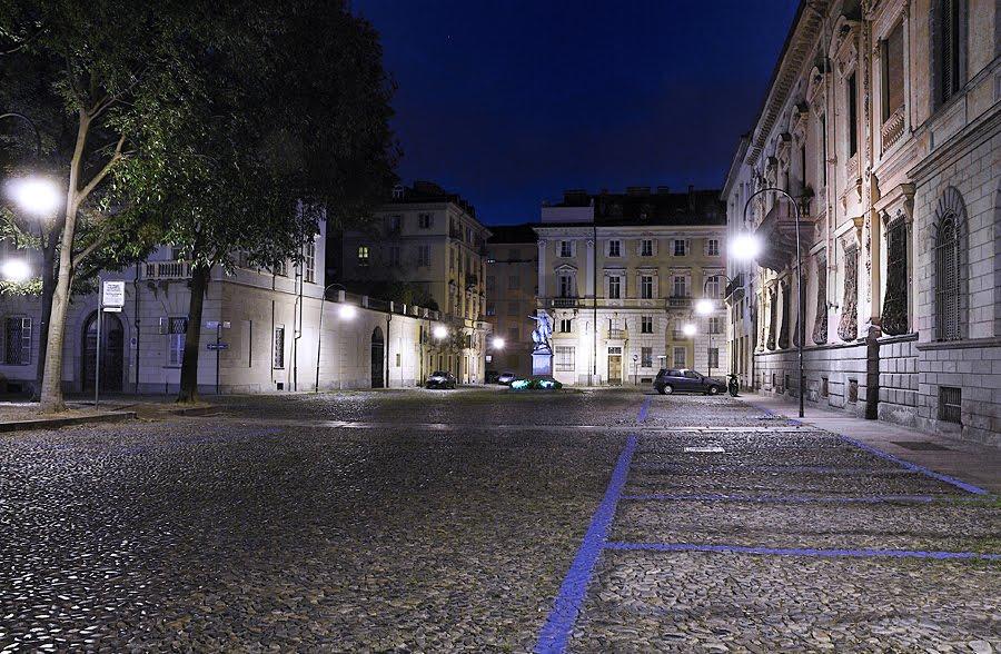 Fabrizio Zanelli - Piazza Maria Teresa