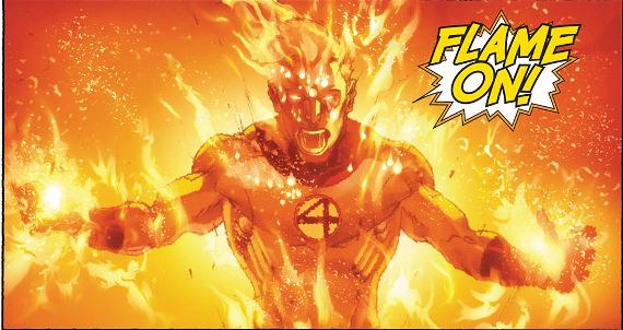 Los Cuatro Fantasticos Logo de Los Cuatro Fantásticos