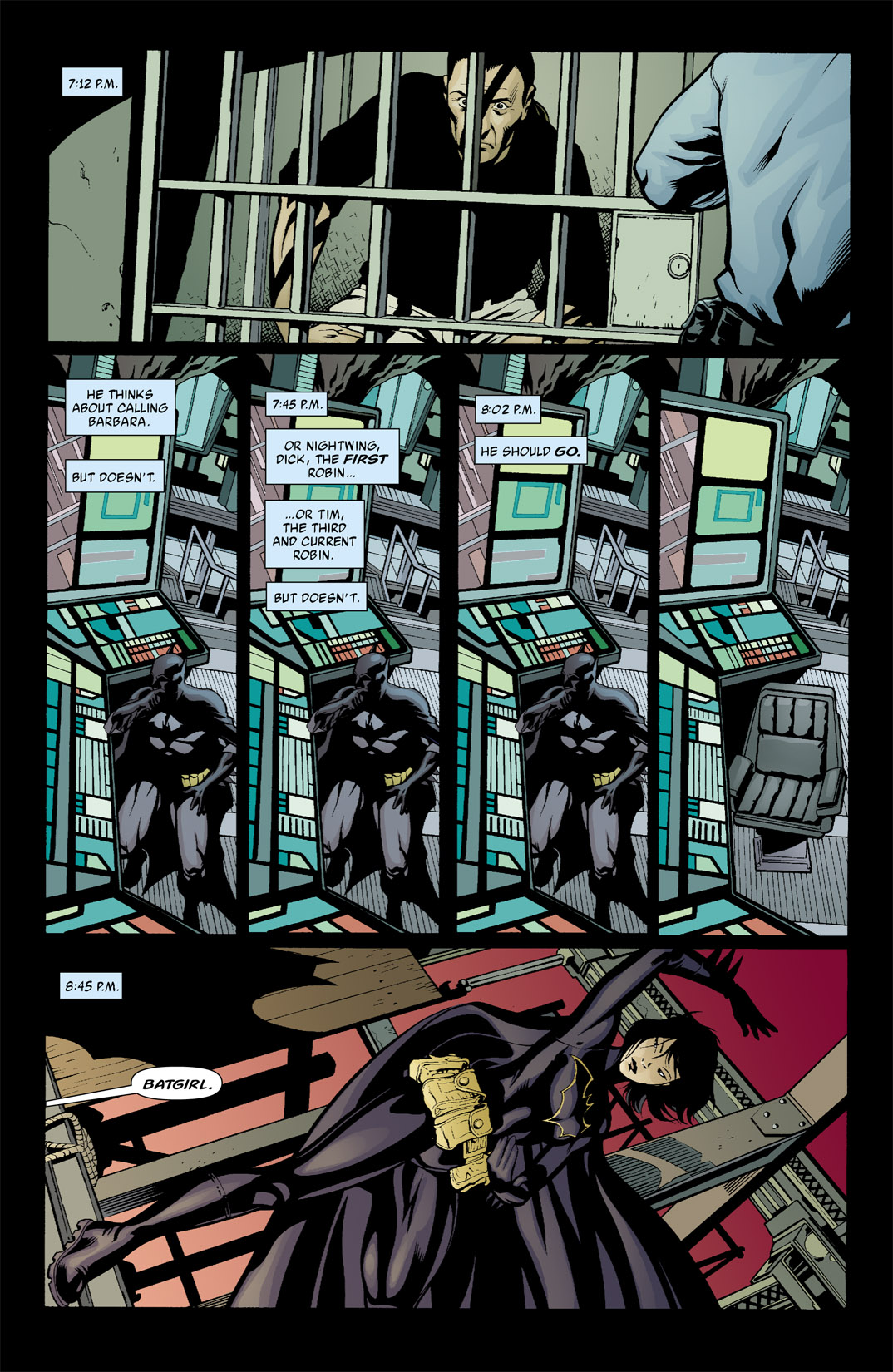 Detective Comics (1937) Issue #790 Page 20