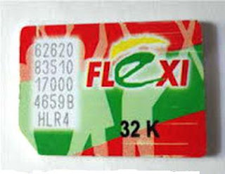 Kartu Flexi modem unlock