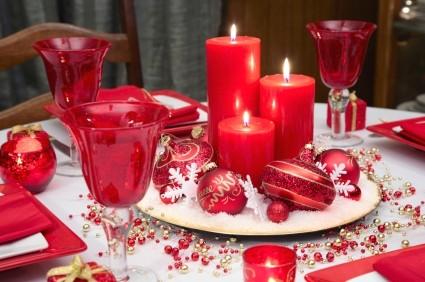 Sedie Decorate Per Natale : Consigli per la casa e l arredamento idee per decorare la tavola