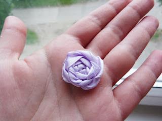 МК цветочка