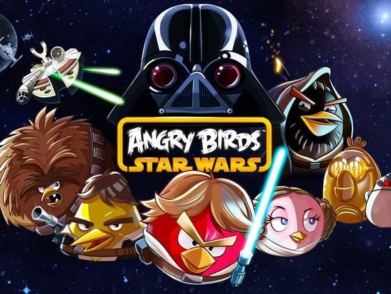 Angry Birds: Star Wars (kèm crack 2013) - Game hay cho PC đáng để chơi trong năm
