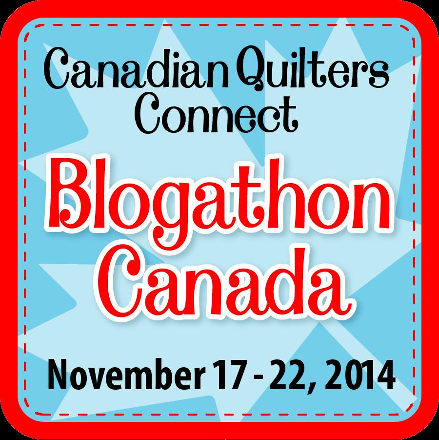 Blogathon Canada 2014