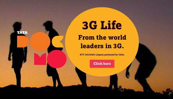 Tata Docomo Internet trick 2015