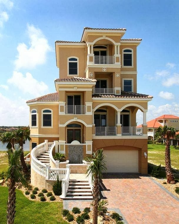 My dream house ikb deigns for 4 story beach house plans