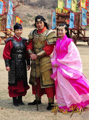 King Gwanggaeto the Great Episode 11