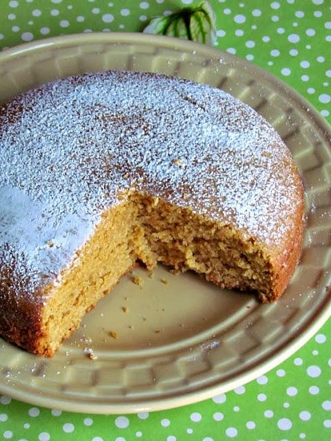 Eggless Jaggery cake