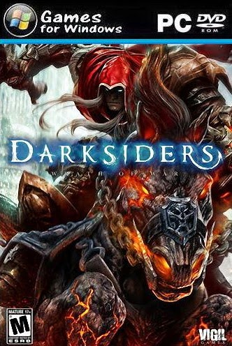 Full Version PC Game Darksiders Free Download