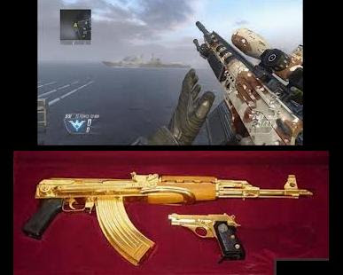 Black Ops 2 How To Get Gold Camo