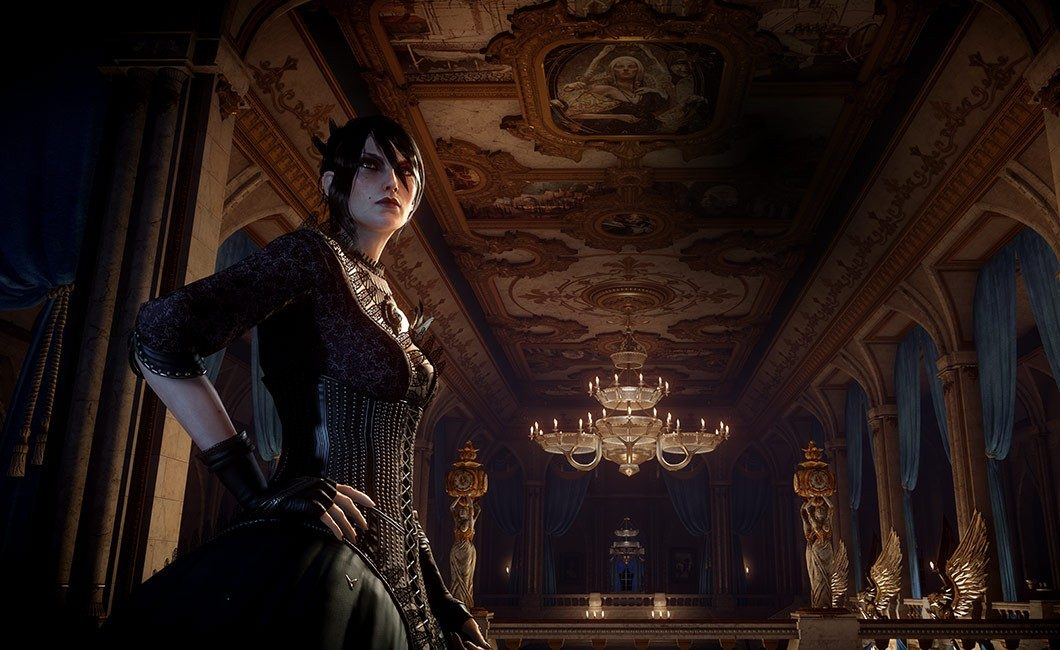 Dragon Age: Inquisition army management More details revealed