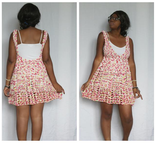 HandMade: The Summer's End Crochet Dress Pattern.