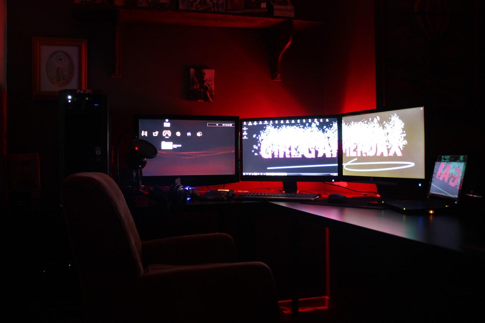 My Gaming Setup