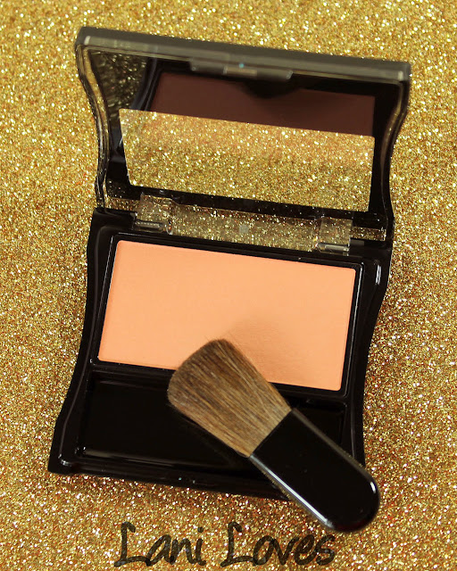 ZA Cheeks Groovy Blusher - #04 Apricot Pink Swatches & Review