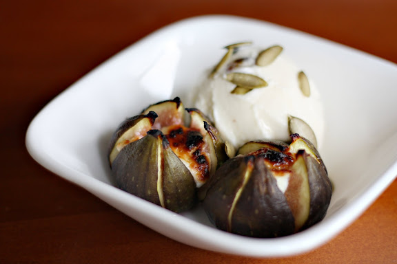 baked figs